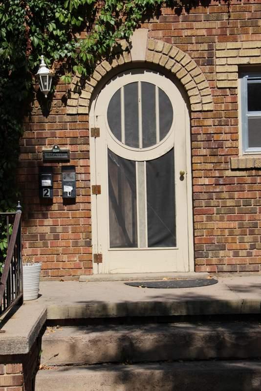 The Hobbit front door.
